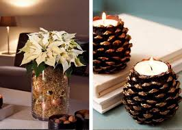 pine cone table decorations christmas table decoration 60 original ideas and lots of festive