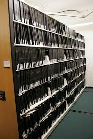 Basement Library File Stacks In Michigan State University Library Jpg Wikimedia