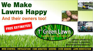 1st green lawn