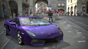 lamborghini purple gran turismo 5 lamborghini g by legion of 3 on deviantart