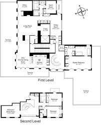 backyard apartment floor plans a penthouse with a backyard in tribeca