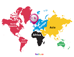 location of australia on world map uk in the world map location map of uk