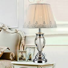 american rustic style cast iron table lights bedroom bedside table