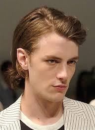 men u0027s hairstyles casual medium haircut for vintage touch casual