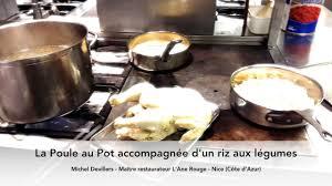Cuisine En Rouge by Cuisine D U0027hiver économique U2022 1 Plat 3 Repas La Poule Au Pot