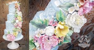 wedding flowers estimate pricing artisan cake company