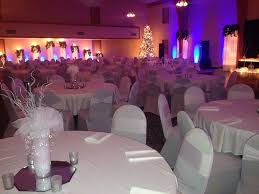 a winter wonderland wedding jones crossing best indy area