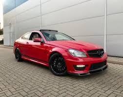mercedes 6 3 amg for sale used mercedes c class 6 3 c63 amg mct 2dr for sale in herts