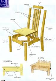 Dining Chair Plans Oak Chair Plans Images Reverse Search