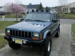 jeep liberty light bar roof mounted light bar page 2 jeep cherokee forum