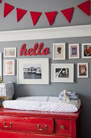 Red And Grey Bedroom by Best 25 Red Nursery Ideas On Pinterest Red Baby Nurseries Baby