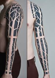 black tree sleeve best design ideas