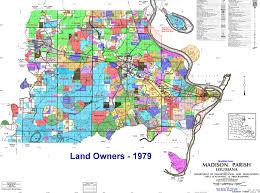 Louisiana Flood Maps by Madison Parish Maps