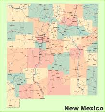 Alaska Map Cities by Road Map Of New Mexico With Cities