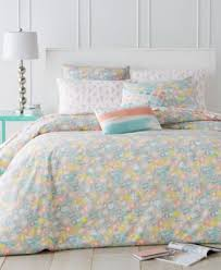 Martha Stewart Duvet Covers Closeout Whim By Martha Stewart Collection Flower Crown 5 Piece