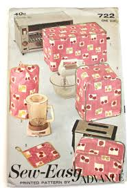 quilted kitchen appliance covers quilted kitchen appliance covers vintage pattern kitsch appliance