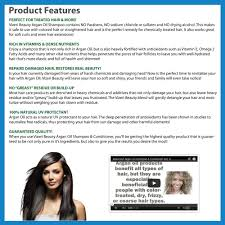 What Shampoo To Use For Hair Extensions by Sulfate Free Moroccan Argan Oil Shampoo And Conditioner Vizeri