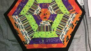 diy halloween placemats youtube