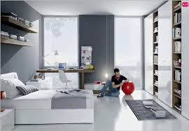Minimalist Decorating Tips Minimalist Bedroom With Home Office Minimalism Appeals To Me But