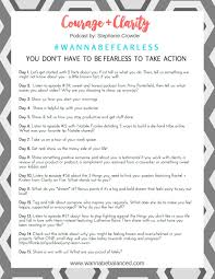 Challenge How Do You Do It 15 Days Of Overcoming Fear Wannabe Fearless Challenge Giveaway