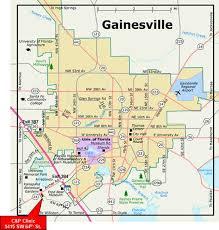 gainesville map map of gainesville florida neighborhoods map of gainesville near