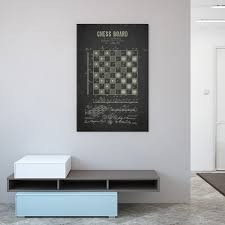 chess board charcoal 18