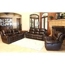 magnificent amazing reclining leather sofa sets 641 full italian 3