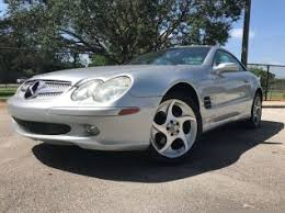 mercedes of fort lauderdale fl used mercedes sl class for sale in fort lauderdale fl 82