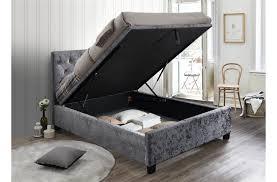 Birlea Ottoman Cologne 4ft 6 Fabric Ottoman Bed