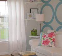 diy cookbook ideas home office eclectic with shabby chic throw