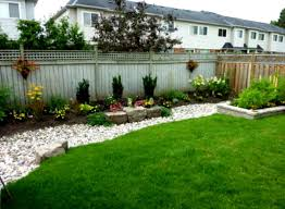 prepossessing simple backyard landscaping ideas for idea design on