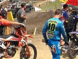lucas pro motocross day go ken roczen moto muddy creek mx go lucas pro motocross ken