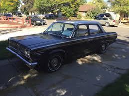 1966 rambler car 1966 amc rambler american 440 rwd 4 door sedan 199 cid 1bbl