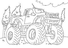 monster truck coloring pages website inspiration monster jam