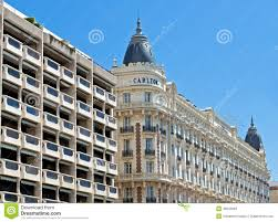 cannes luxury hotel carlton editorial stock photo image 40643583