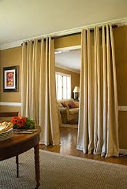 Panel Curtains Room Dividers Best 25 Room Divider Curtain Ideas On Pinterest Dressing