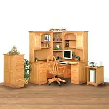 Wood Corner Desk With Hutch Corner Desk Hutch Corner Computer Desk With Hutch Small Corner