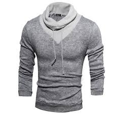 2017 sale new fashion mens sweaters pullover turtleneck