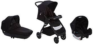 choisir un siège auto bébé poussette combinée mon bebe trio 3 en 1