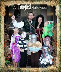 Scary Family Halloween Costumes by The Gunnell Family Blog November 2012