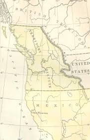 Western Us Map Maps Showing U S Expansion