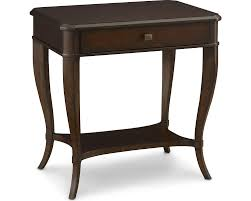 Height Of Bedside Table Nightstands Bedroom Thomasville Furniture