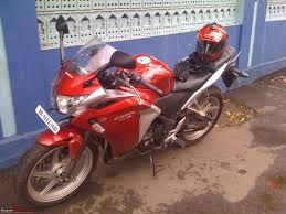 cbr 150r red colour price dream comes home honda cbr 250r std red team bhp