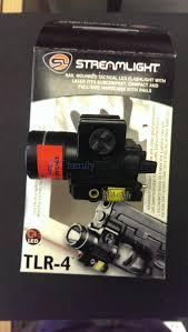 streamlight tlr 4 tac light with laser streamlight tlr 4 tac light with laser black 69240 family