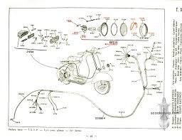 vespa 150 vl1t vl3t parts manual