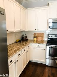 brown kitchen cabinets with backsplash how to work with your existing granite when updating your