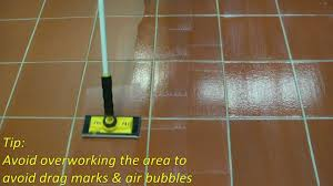 seal tile floor cute of foam floor tiles in how to tile a bathroom