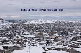 cerro de pasco noticias de cerro de pasco diario correo la enorme mina a cielo abierto que devora a una importante ciudad