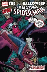 spider man short halloween vol 1 1 marvel database fandom