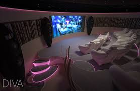 Piece Home Cinema Diva Luxury Home Cinema Monaco Prestige